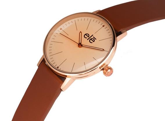 Reloj Relojes Moda Hombre Mujer Casual, Ele 5489 A