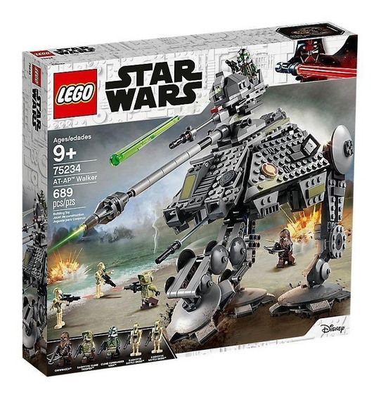 Lego Star Wars Caminante At-ap 75234