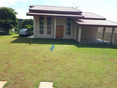 Chácara Com 2 Dormitórios À Venda, 2500 M² Por R$ 690.000 - Condomínio Recanto Dos Pássaros - Alumínio/sp - Ch0052