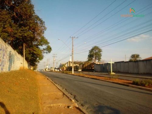 Imagem 1 de 19 de Terreno, 1000 M² - Venda Por R$ 900.000,00 Ou Aluguel Por R$ 3.000,00/mês - Jardim Salete - Araçoiaba Da Serra/sp - Te0171