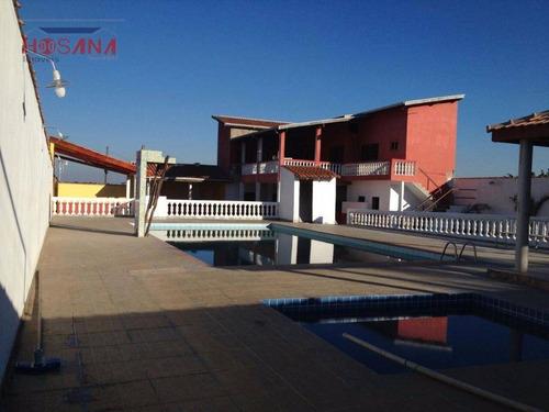 Imagem 1 de 8 de Chácara Residencial À Venda, Zona Rural, Artur Nogueira. - Ch0018