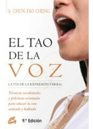 Imagen 1 de 3 de Tao De La Voz, Stephen Chun Tao Cheng, Gaia