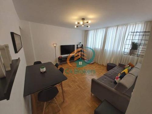 Imagem 1 de 15 de Apartamento Com 2 Dormitórios À Venda, 95 M² Por R$ 530.000,00 - Vila Gomes Cardim - São Paulo/sp - Ap2239