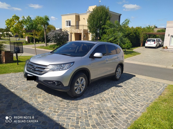 Honda Crv 2.4 Exl 2013 Awd At 185cv