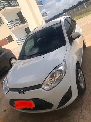 Ford Fiesta 1.0 Rocam Se Flex 5p 2014 (completo)