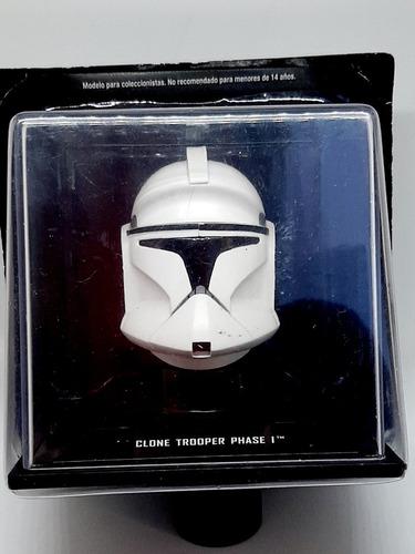 Imagen 1 de 4 de Star Wars - Casco De Coleccion - Clone Trooper Phase I -