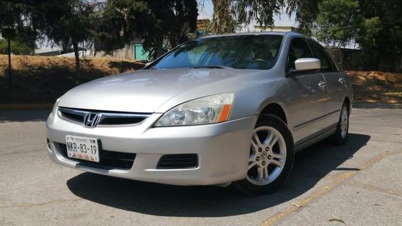Honda Accord 4p Lx Sedan L4 Aut Tela