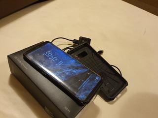 Samsung Galaxy S8 Preto 64gb Perfeito