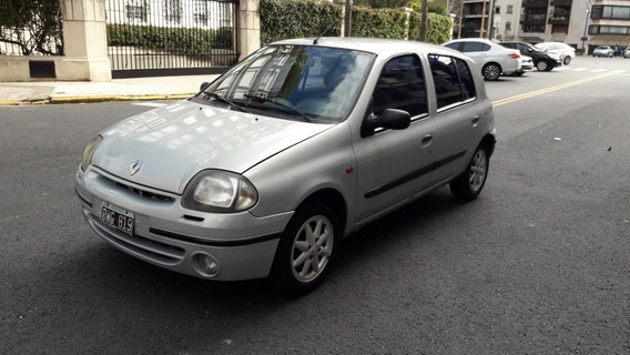 Renault Clio 2000 1.9 Rt Pk2 Dh