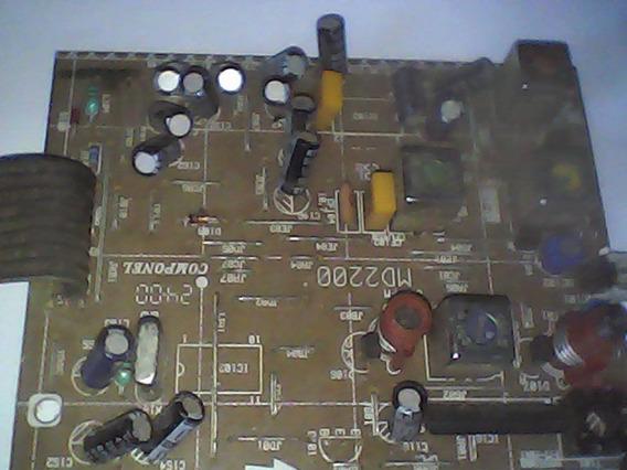 Placa Modolo-sintonia De Rádio Md 2200.leia Anuncio.