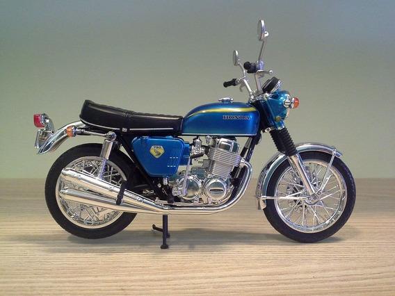 Miniatura Moto Honda Cb750 Cb 750 7galo Joycity Escala 1:12