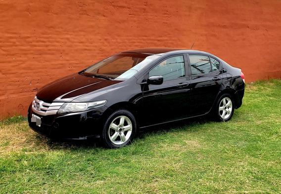 Honda City El G N C De 5ta Impecable Recibo Menor Y Cuotas
