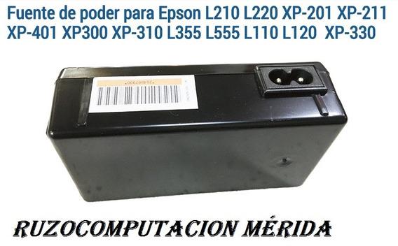 Fuente Epson L355
