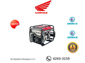 Grupo Electrogeno Eg5000cx Concesionario Hondalomas Oficial