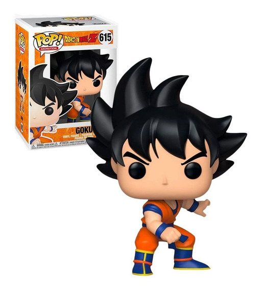 Boneco Funko Pop Dragon Ball Z - Goku 615