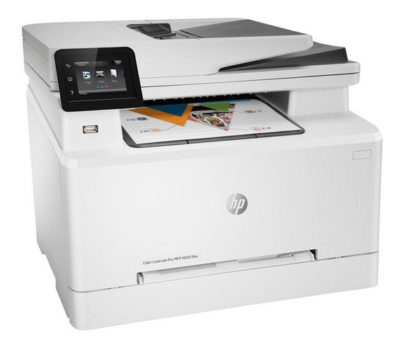 Impressora Multifuncional Laserjet Color Hp