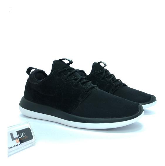 Tênis Nike Roshe Two Premium Triple Black Original