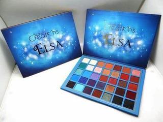Paleta Elsa Beauty Creations Original ( Envío Gratis )