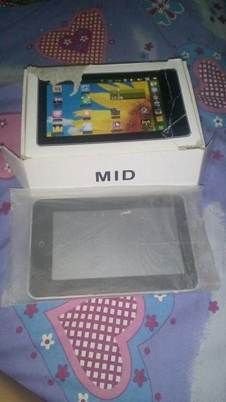 Tablet Mid Solo Le Falta La Bateria 15$