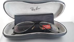 1aa87b453 Óculos De Grau Solar Clip On Ray Ban Aviador - Óculos Preto no ...