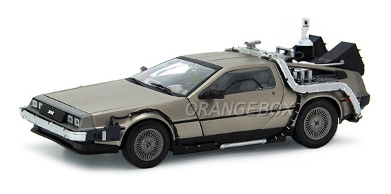 Delorean Time Machine Back To The Future Ii Sunstar 2710