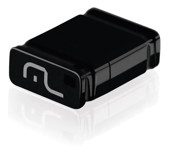 Pendrive Multilaser Nano Pd053 8gb Preto