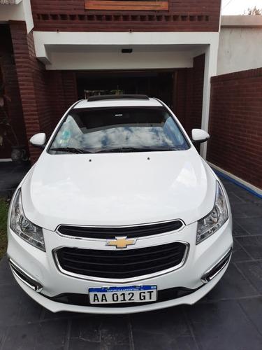 Chevrolet Cruze 1.8 Ltz Mt 141cv 2016