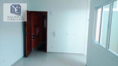 Apartamento Residencial À Venda, Parque Erasmo Assunção, Santo André. - Ap2181