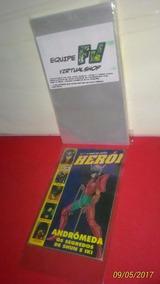 Sacos Plásticos Tam15x25cmx0,6mm P/ Revista Herói Ed. Sampa!