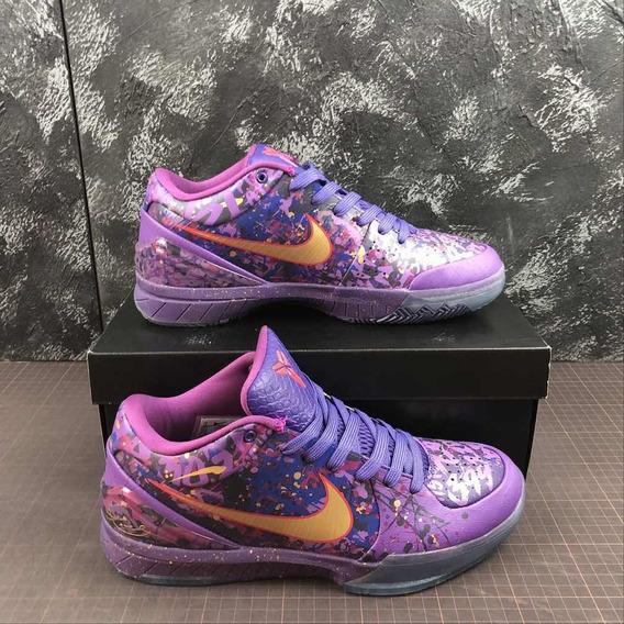 Tênis Nike Zoom Kobe Bryant Roxo Masculino Basquete