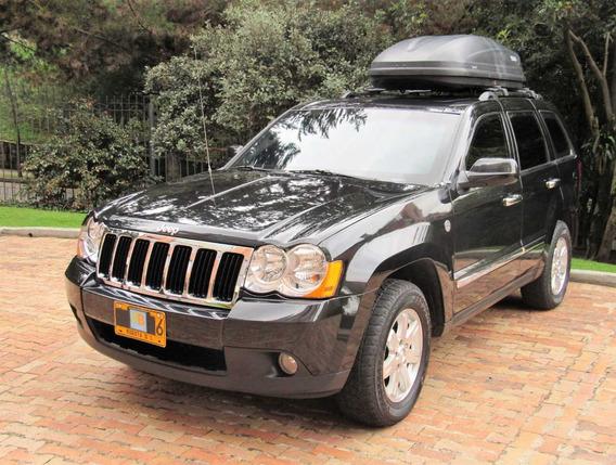 Jeep Grand Cherokee Limited 5.7 4x4 Automática Modelo 2010