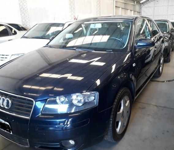 Audi A3 Tdi 2.0 Año 2005 3ptas Km:146000 Reales!!