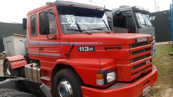 Scania 113 H 360 Ano 92 Impecavel