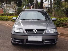Volkswagen Gol G3 Power 1.6 Flex - 2004 - Cinza - 117000