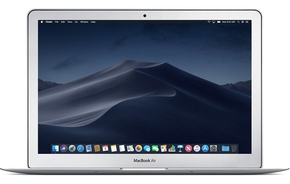 Macbook Air 13 I5 1.4ghz 8gb 256gb Ssd Md760 Recertificado