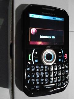 Nextel Motorola I485 En Caja Usado Buen Estado Libre Negro
