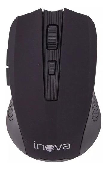 3 Mouse Sem Fio Óptico Wireless Inova Mou-7233 Atacado