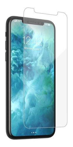 Vidrio iPhone X Xs Protector De Pantalla Cristal Templado