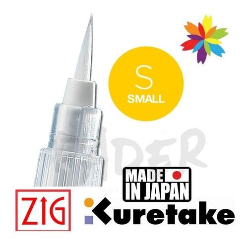 Imagen 1 de 4 de Waterbrush Pincel Kuretake  Small Tip Japon