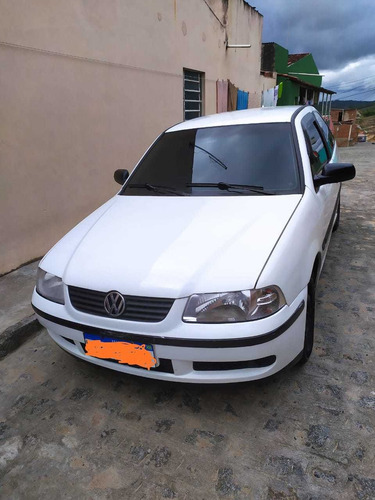 Imagem 1 de 10 de Volkswagen Gol 2000 1.6 3p Gasolina