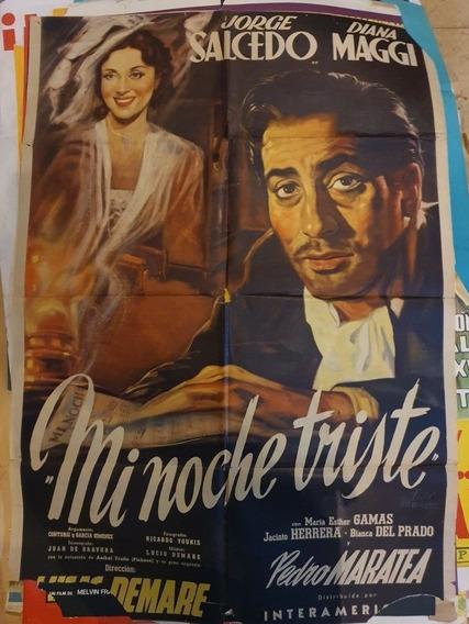 3 Antiguos Afiches De Cine Originales- Lote De 3-Oferta 44-