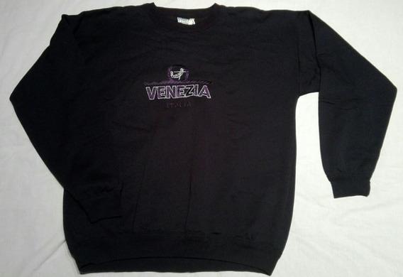 Pullover Sweater Souvenir De Venezia Original Italiano Nuevo