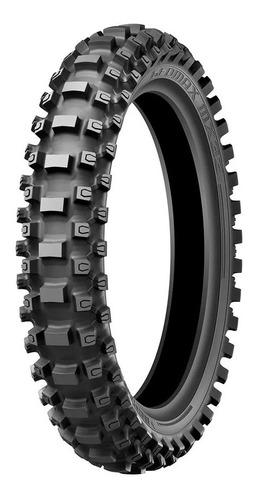 Imagen 1 de 4 de Cubierta Cross Trasera Dunlop Mx 53 100 90 19 Motocross Mvm