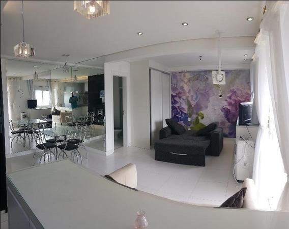 Apartamento Em Boqueirão, Santos/sp De 47m² 1 Quartos À Venda Por R$ 396.000,00 - Ap98335