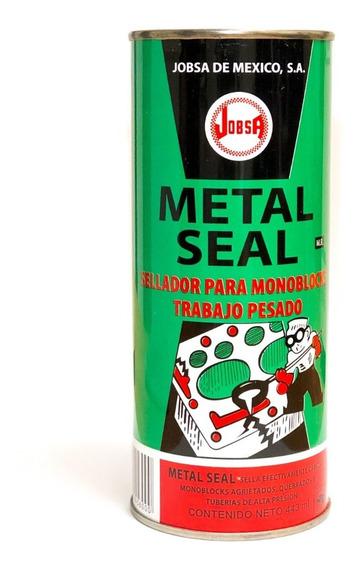Metalseal Aditivo Sellador Grietas Monoblock Cabeza Culata