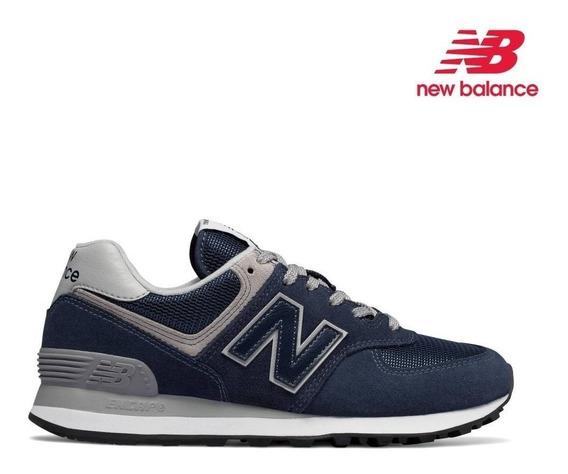 New Balance 574en Azul Mujer!! @