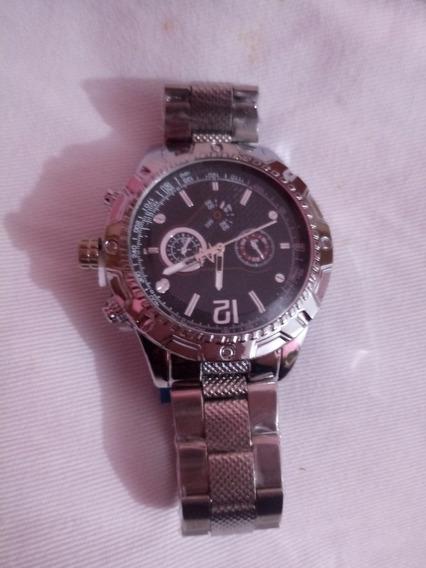 Relógio Masculino Cor Prata