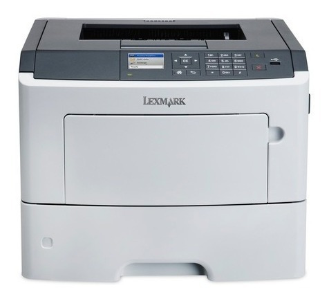 Impresora Lexmark Ms610 Laser Monocromática Duplex + Toner