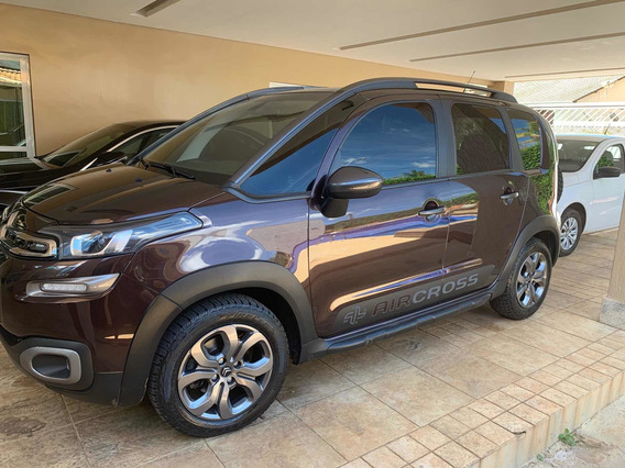 Citroën Aircross 1.6 16v Shine Flex Aut. 5p 2018