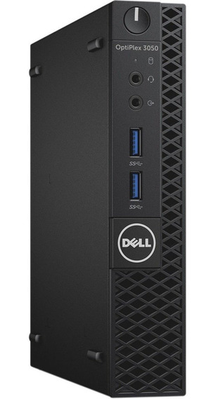 Pc Dell 3050m I3 7100 8gb Ddr4 Hd 500gb Monitor 19